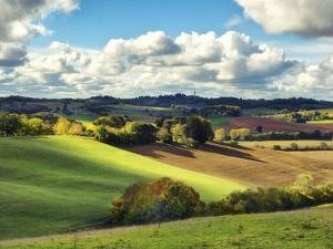 Pastoral Countryside III by Colby Chester