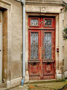 Weathered Doorway I by Colby Chester