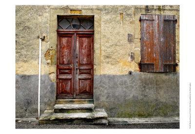Weathered Doorway IV