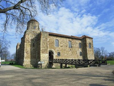Colchester Castle, the Oldest Norman Keep in the U.K., Colchester, Essex, England, UK-Jeremy Bright-Photographic Print