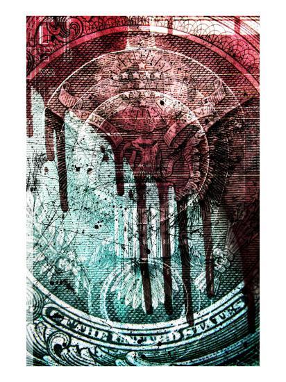 Cold Cash-Alex Cherry-Art Print