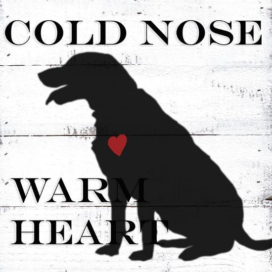 Cold Nose-Anne Seay-Art Print