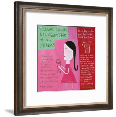 Cold Tisane-Céline Malépart-Framed Art Print