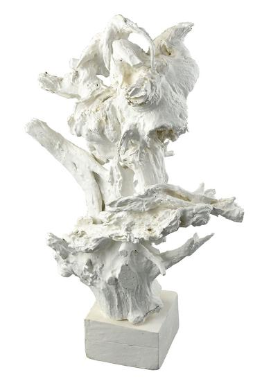 Coldfall Wood Sculpture--Home Accessories
