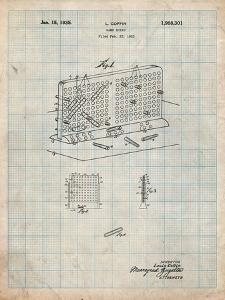 Battleship Game Patent by Cole Borders
