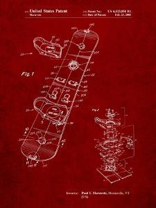 Burton Touring Snowboard Patent by Cole Borders