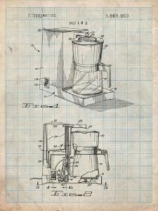 Coffee Maker Patent by Cole Borders