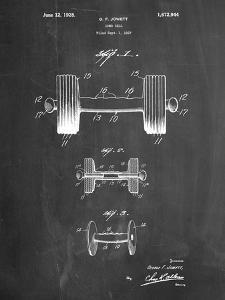 Dumbbell Patent by Cole Borders