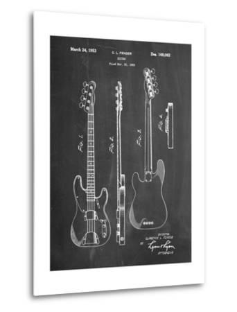 Fender Precision Bass Guitar Patent