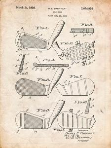 Golf Club, Club Head Patent by Cole Borders