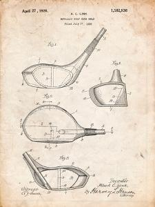 Golf Club Driver Patent by Cole Borders