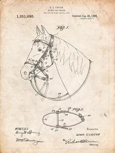 Horse Bridle Patent by Cole Borders