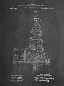 Hydraulic Drilling Rig Patent by Cole Borders