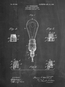 Large Filament Light Bulb Patent by Cole Borders