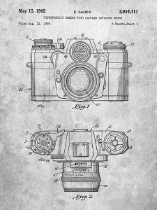 Photographic Camera Patent by Cole Borders