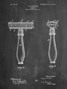 Safety Razor Patent by Cole Borders