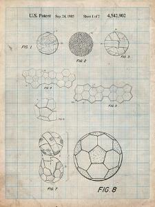 Soccer Ball Patent, How To Make by Cole Borders
