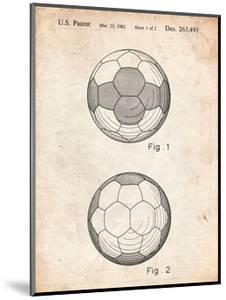Soccer Ball Patent by Cole Borders