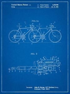 Tandem Bicycle Patent by Cole Borders