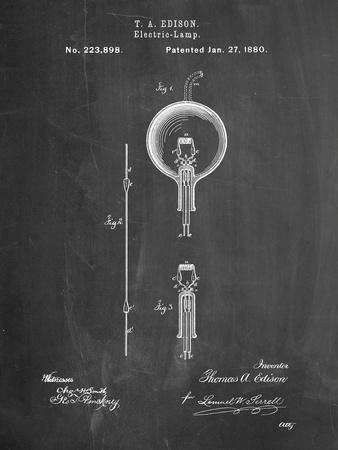 Thomas Edison Light Bulb