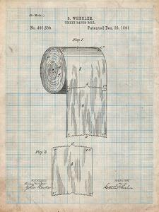 Toilet Paper Patent by Cole Borders