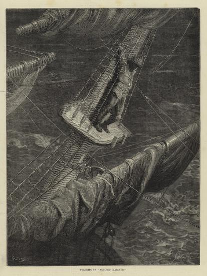 Coleridge's Ancient Mariner-Guido Bach-Giclee Print