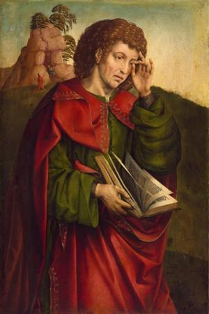 Saint John the Evangelist Weeping, C. 1500