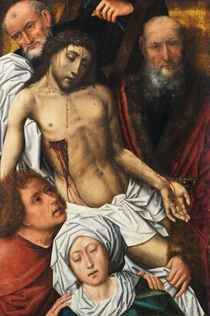 The Descent from the Cross, C. 1500