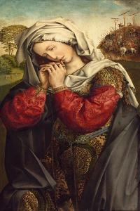 The Mourning Mary Magdalene, C. 1500 by Colijn de Coter