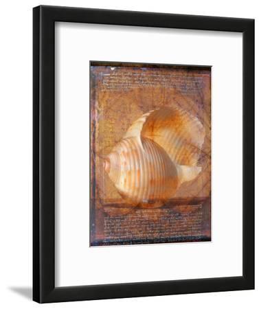 Seashell and Handwriting