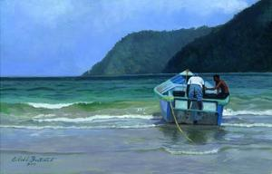 Before The Catch by Colin Bootman