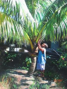 Coconut Shade, 2014 by Colin Bootman