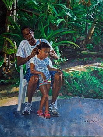 Grandfather And Child, 2010