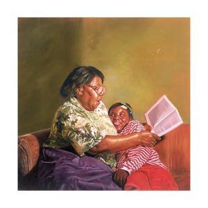 Grandma's Love, 1995 by Colin Bootman