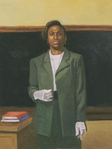 The Teacher, 2001 by Colin Bootman