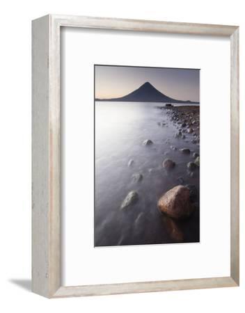 Landscape, Isla Ometepe, Volcan Concepcion, Lago De Nicaragua, Nicaragua, Central America