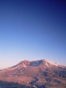 Mount St. Helens, Mount St. Helens National Volcanic Monument, Washington State by Colin Brynn