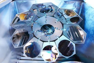 MEMS Production, Metal Evaporation