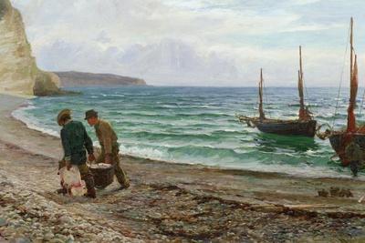 A Sea View, 1879