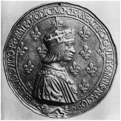 Louis XII, King of France, 1499
