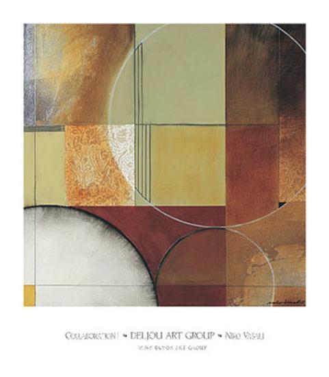 Collaboration I-Niro Vasali-Art Print