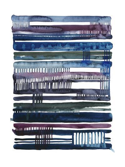 Collapse II-Grace Popp-Art Print