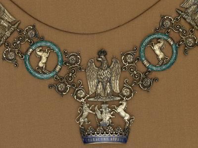 Collar of the Royal Order of the Crown of Westphalia--Giclee Print