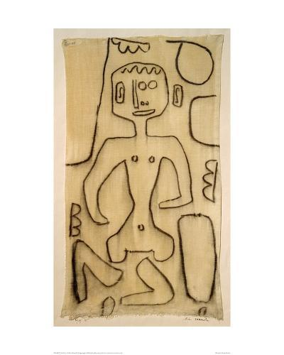 Collect Oneself-Paul Klee-Giclee Print