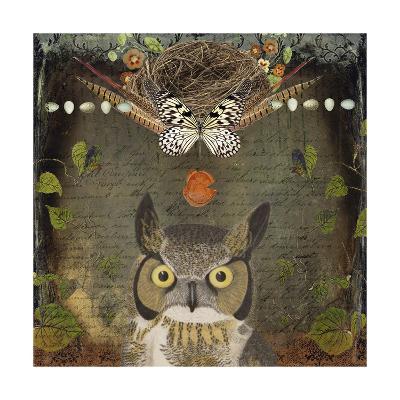Collected Autumn VI-Sandy Lloyd-Art Print