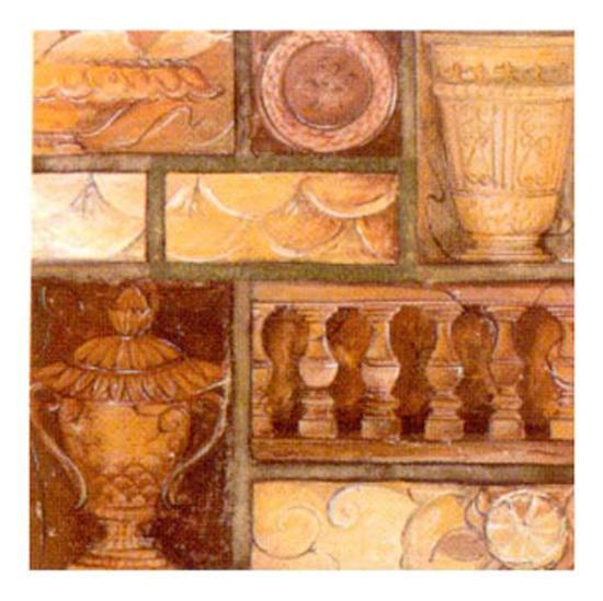 Collecting Antiques I-Elvira Ricci-Art Print