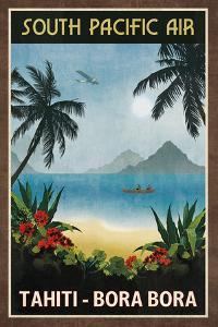 South Pacific Air by Collection Caprice