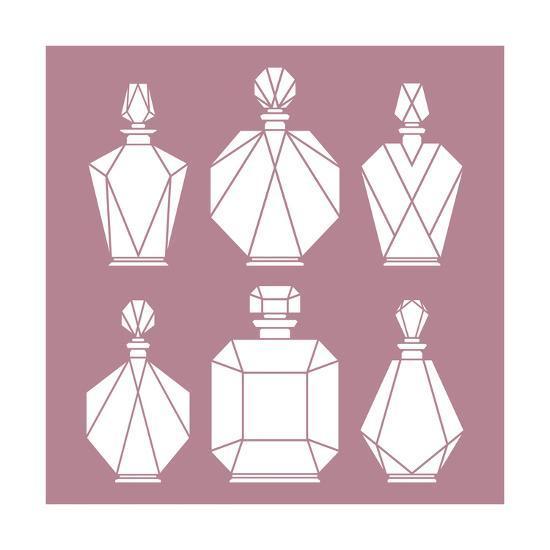 Collection De Parfum-Olivia Blinco-Art Print