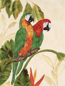 Tropical Green Pair by Colleen Sarah