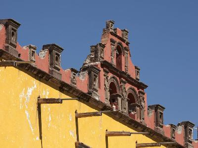 College of San Francisco De Sales, San Miguel De Allende, Mexico-John & Lisa Merrill-Photographic Print
